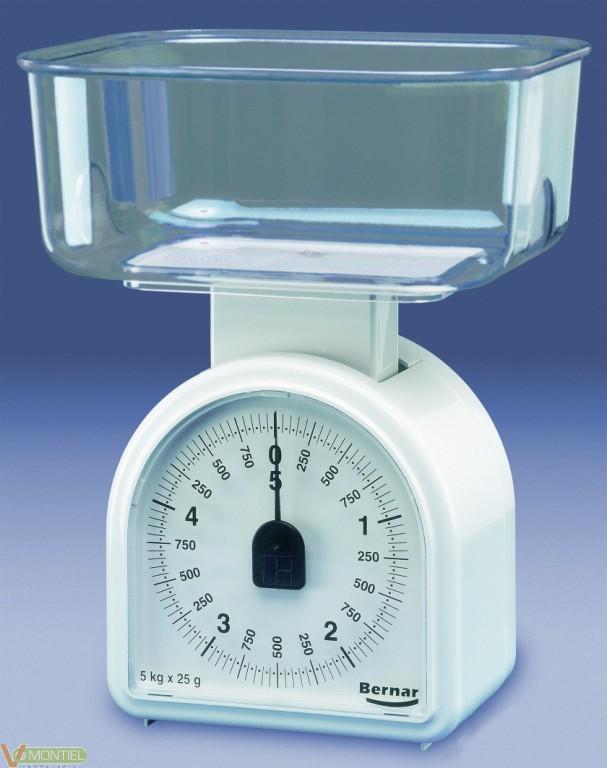 Balanza cocina omega 2kg0/3560-0