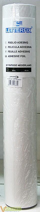 Adhesivo blanco m.45x20m451005-0
