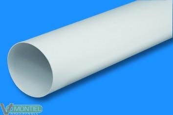 Tubo humos rdo 1,5mtx100mm 605-0