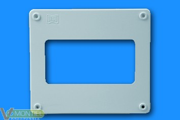 Remate pared rectangular ign/a-0