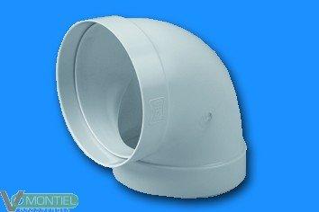 Codo tubo redondo ign/aut 90ºx-0