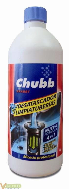 Desatascador tuberias 1 lt chu-0
