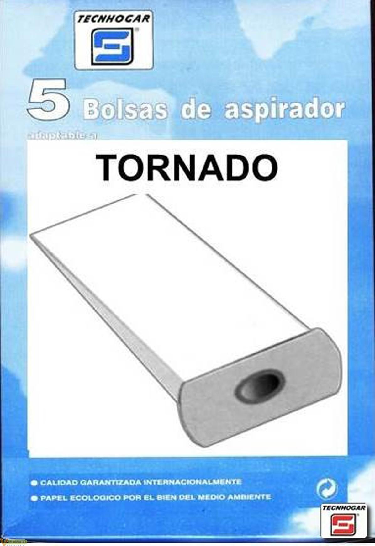 Bolsa asp tornado tr-9 5 pz 91-0