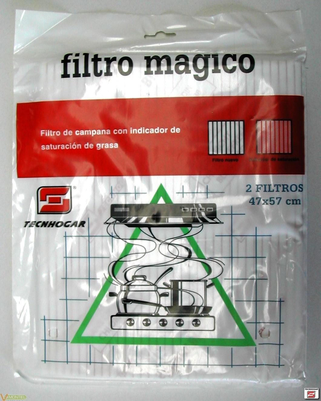 Filtro campana magico ref.807-0