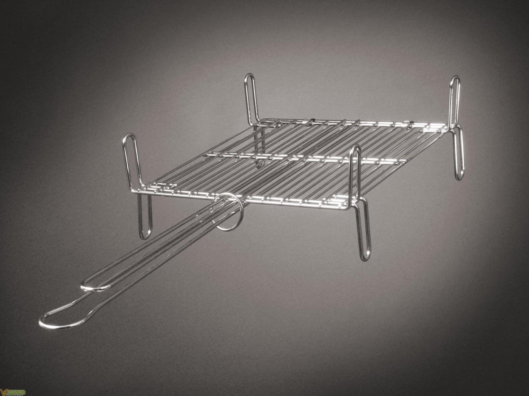 Parrilla asar 40x40cm 104-0