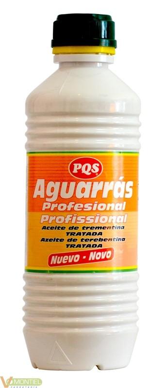 Aguarras puro prof 500 ml pqs-0