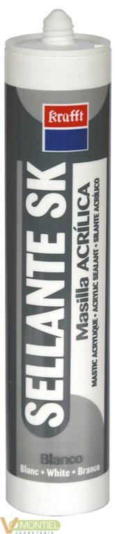 Masilla acril sellante 300 ml-0
