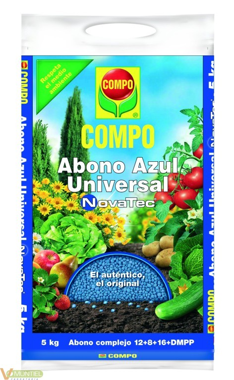 Abono plantas solido univ 1418-0