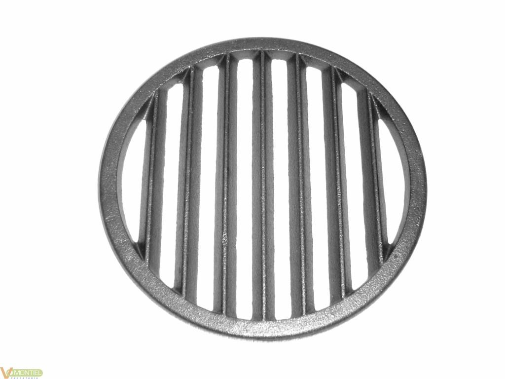 Parrilla estufa 30,5cm h.f. n§-0