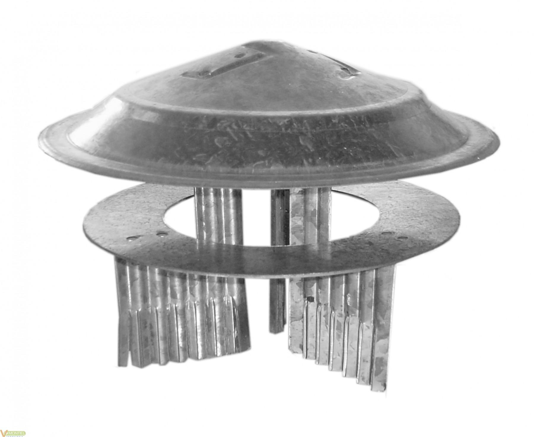 Sombrerete t/estufa 080 a 150-0
