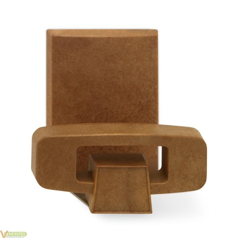 Colgador 2060/9 madera bl.1pz.-0