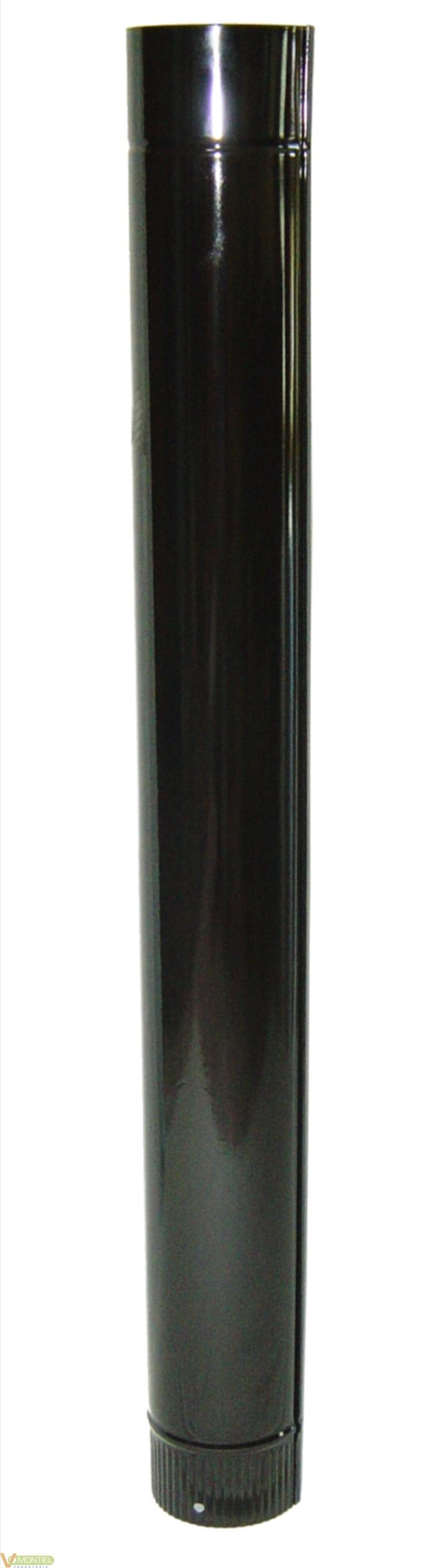 Tubo estufa 150mm a/esm-0