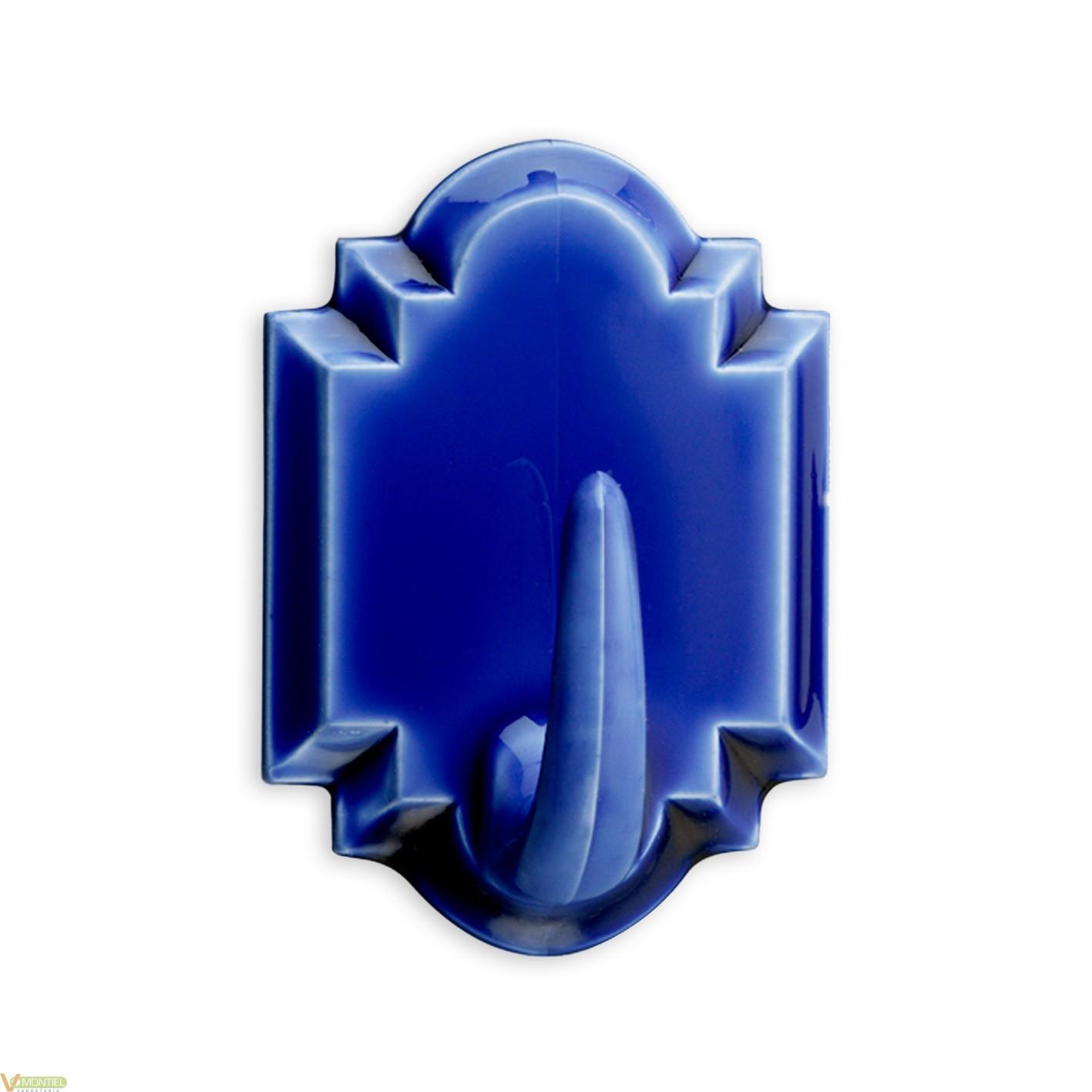 Colgador 2062/8 azul bl.2 pz.-0