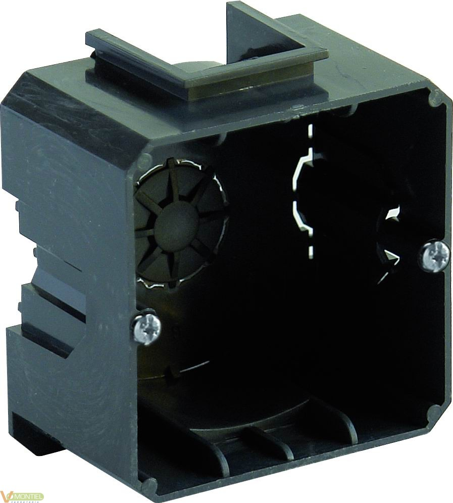 Caja mecanismo enlazable-0