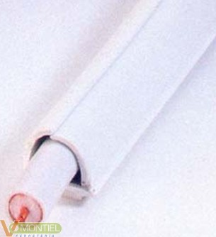 Cablefix blanco rf.2201(bl.4mt-0