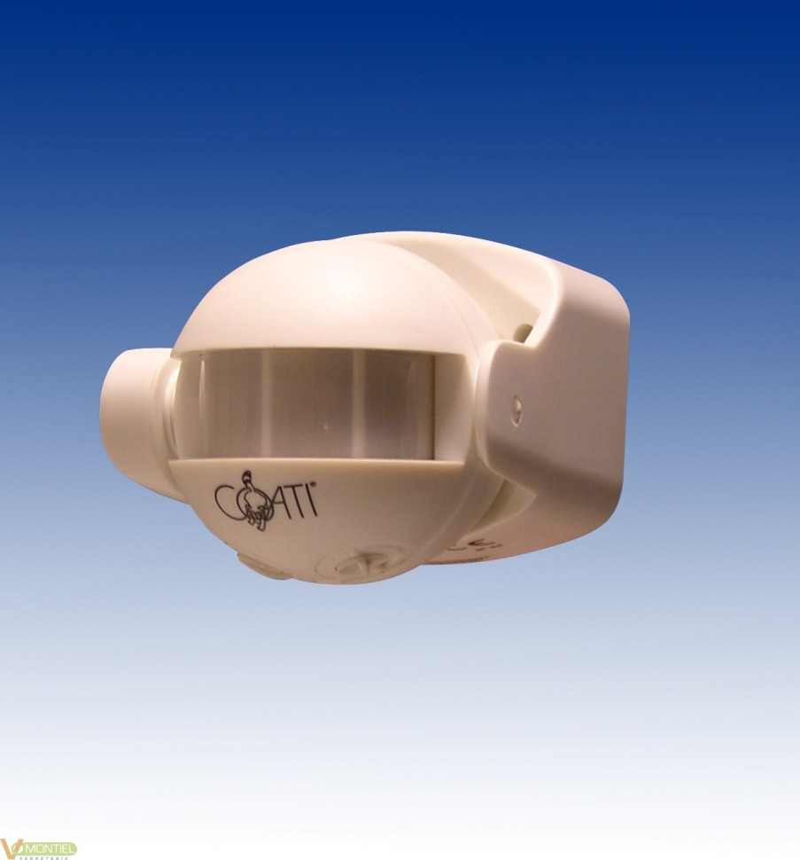 Detector movimiento coati 180-0