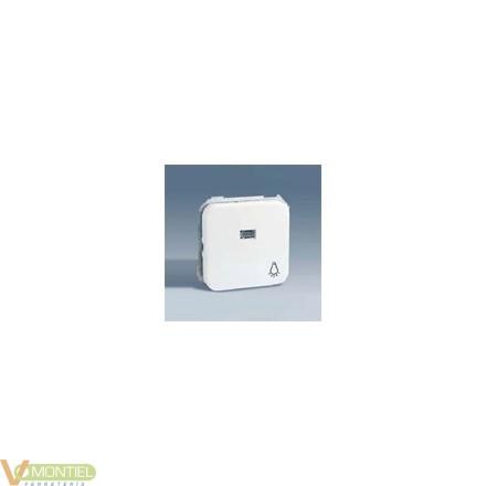 Pulsador luz 10amp-250v serie-0