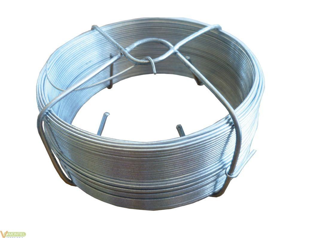Alambre n§2 100mt 0,70mm-0