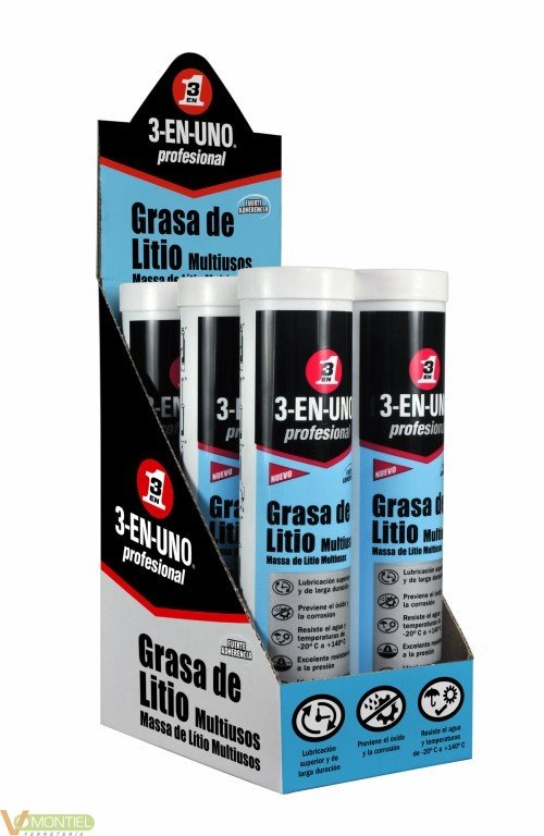 Grasa litio multiuso 400 gr-0
