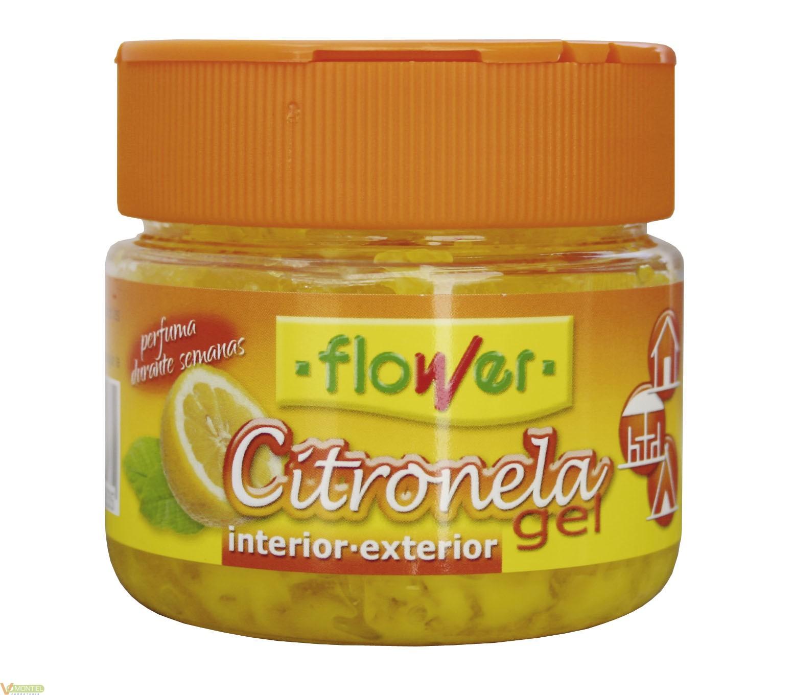 Repelente gel citronella-0