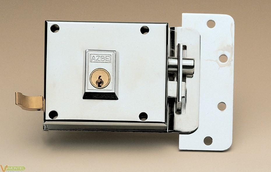 Cerradura sobr. 100x55mm 610ih-0