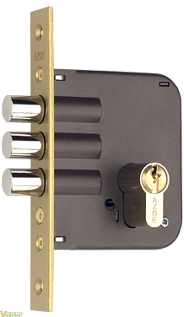 Cerradura c/cu 23x50mm 8118030-0