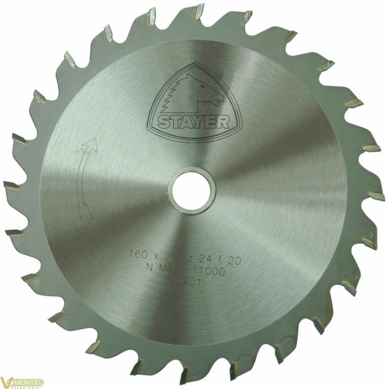 Disco corte 160x2,4x20 mm widi-0
