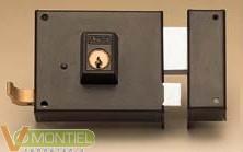 Cerradura sobr. 80x48mm 12580d-0
