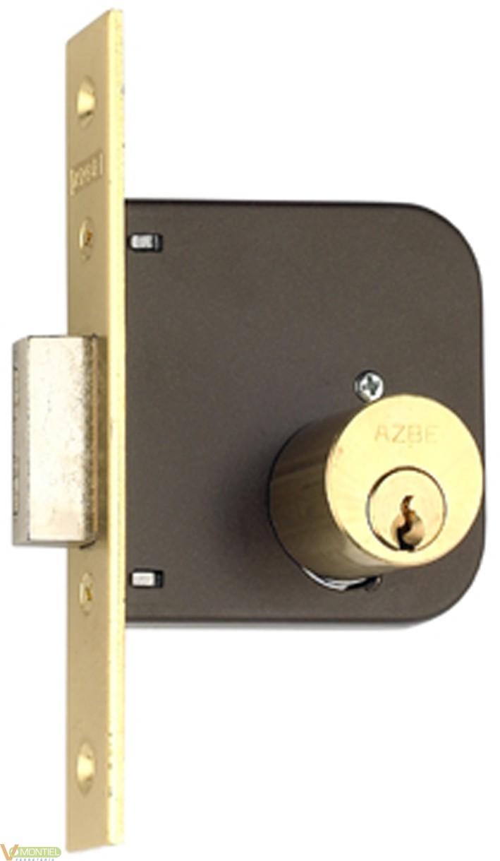 Cerradura c/cu 23x35mm 51/60hl-0