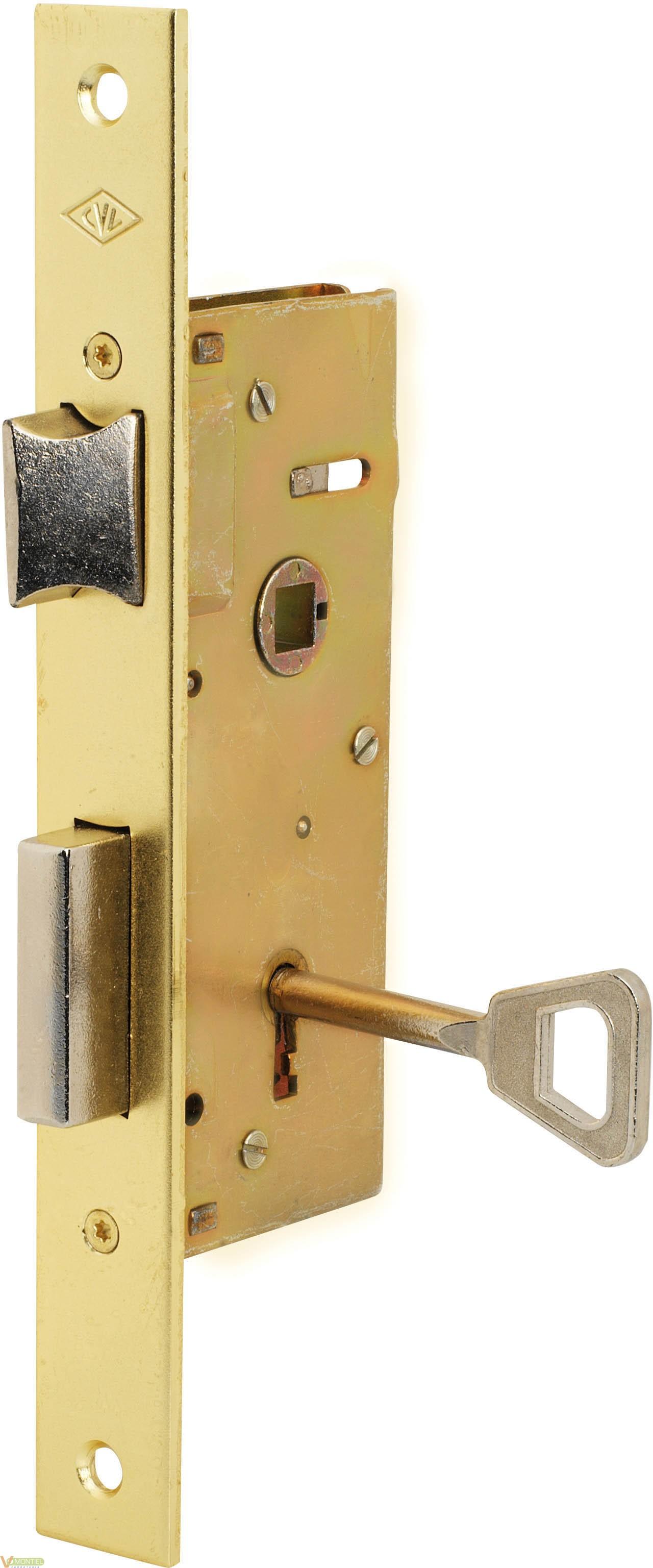 Cerradura c/cu 22x30mm 62/50/2-0