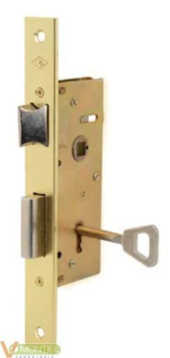 Cerradura c/cu 22x50mm 63r70/2-0
