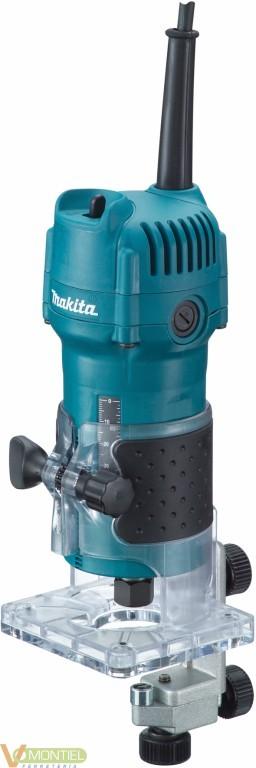 Fresadora elec 6 mm 3709-0