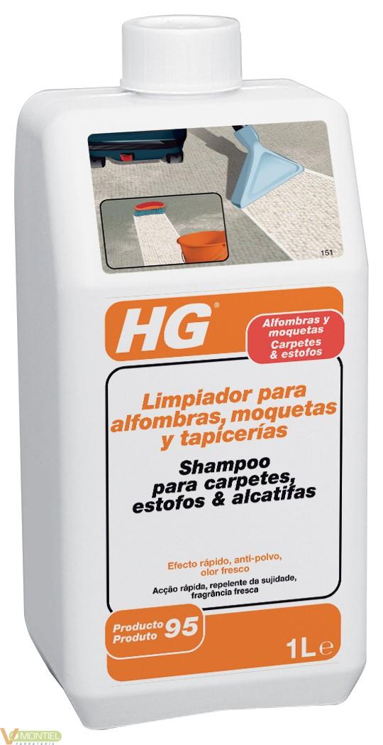 Limpiador alfombras moquetas 1-0