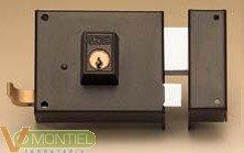 Cerradura sobr. 80x48mm 12580i-0