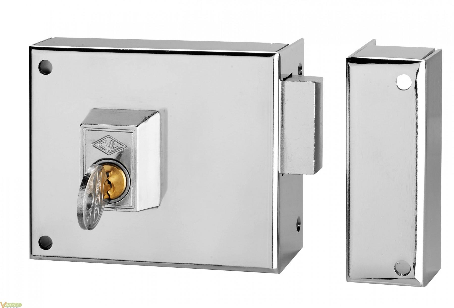 Cerradura sobr. 120x60mm 124a1-0