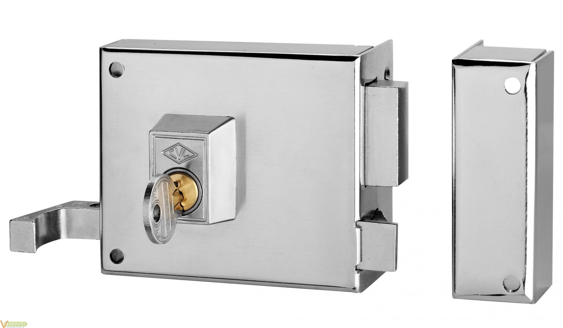 Cerradura sobr. 80x60mm 125a08-0