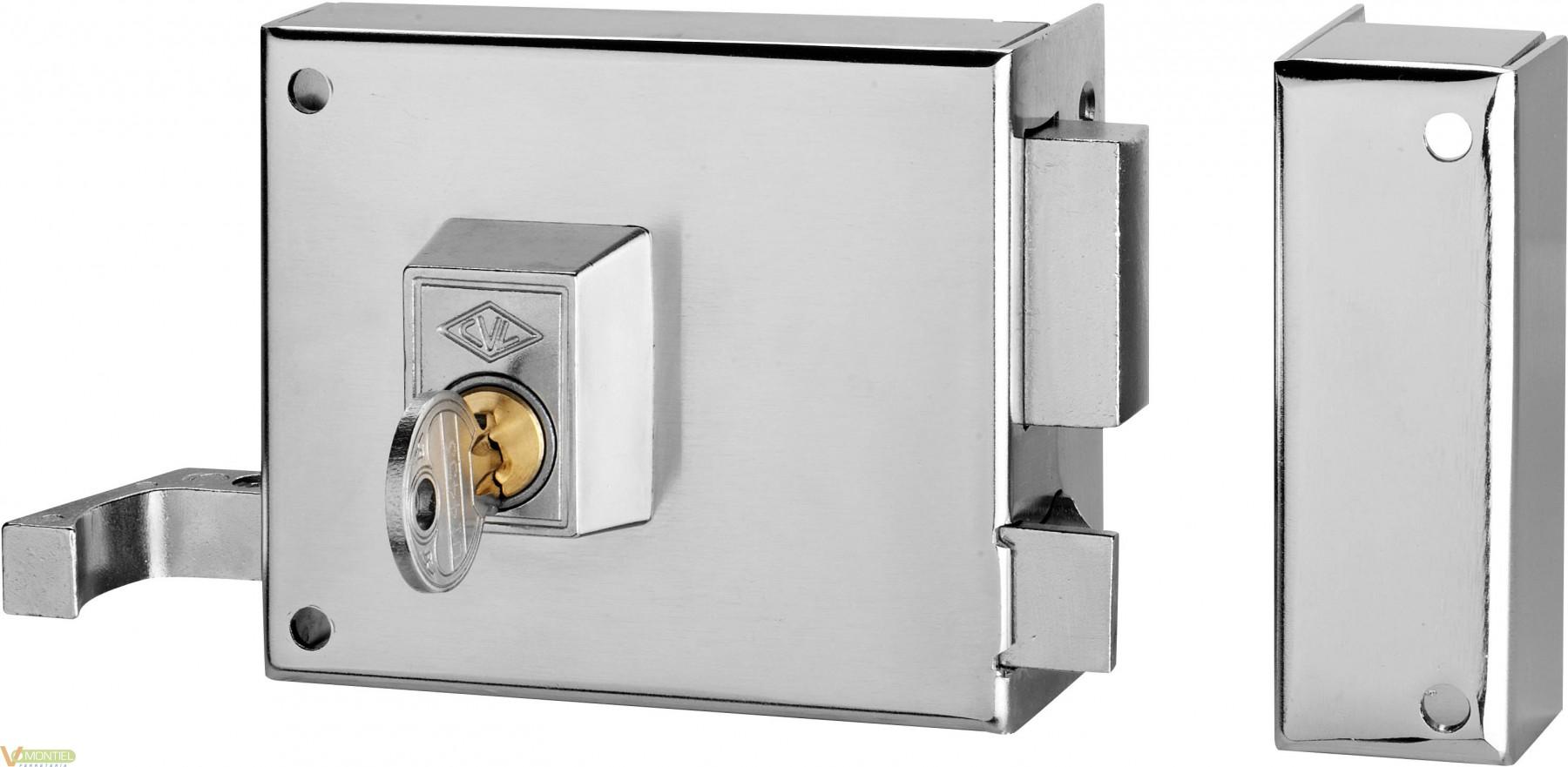 Cerradura sobr. 120x60mm 125a1-0