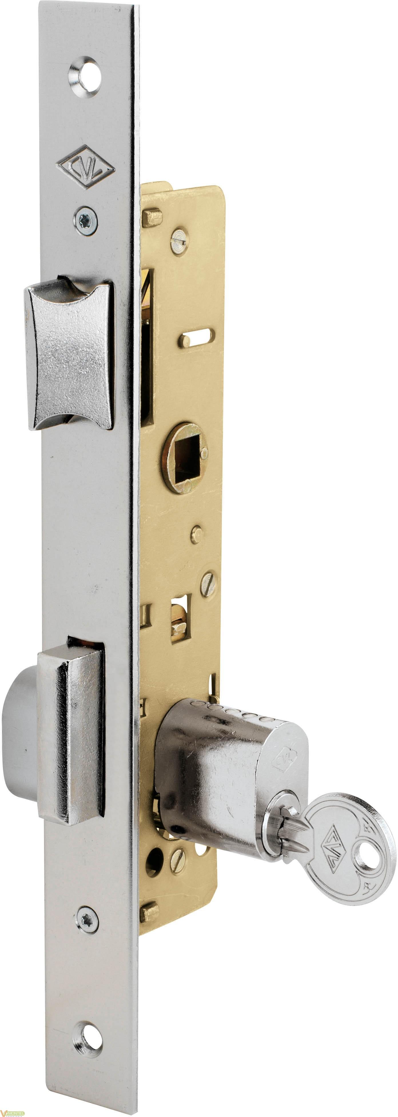 Cerradura rod/pal 24x20mm 1964-0