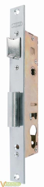 Cerradura c/resb. 25mm 5530/25-0