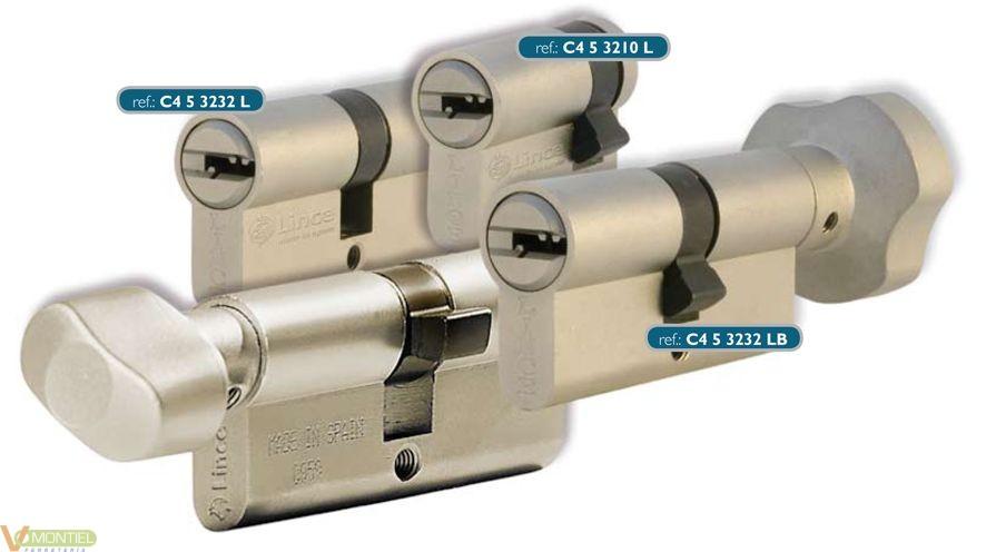Cilindro seg 32x32mm c433232n-0