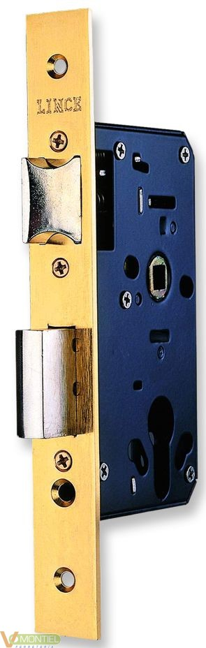 Cerradura c/rdo. 23x50mm 5800/-0