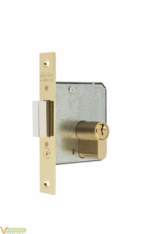 Cerradura c/cu 20x35mm 1512-2--0