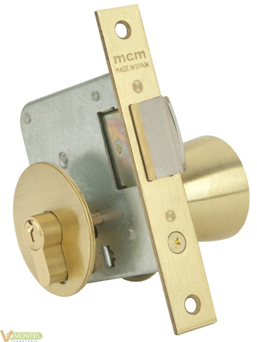 Cerradura pomo 22x70mm 1561-3--0