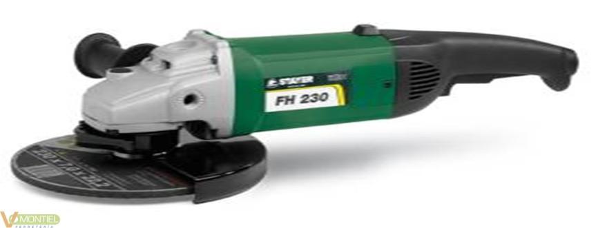 Amoladora bric 230 mm 2.000w f-0