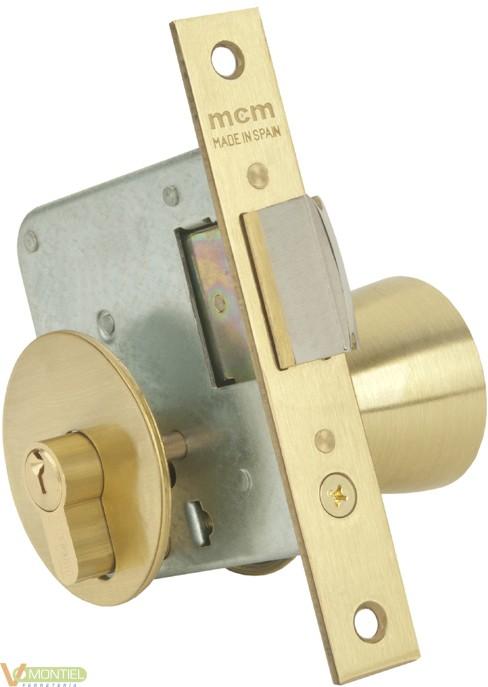 Cerradura pomo 22x50mm 1561-3--0