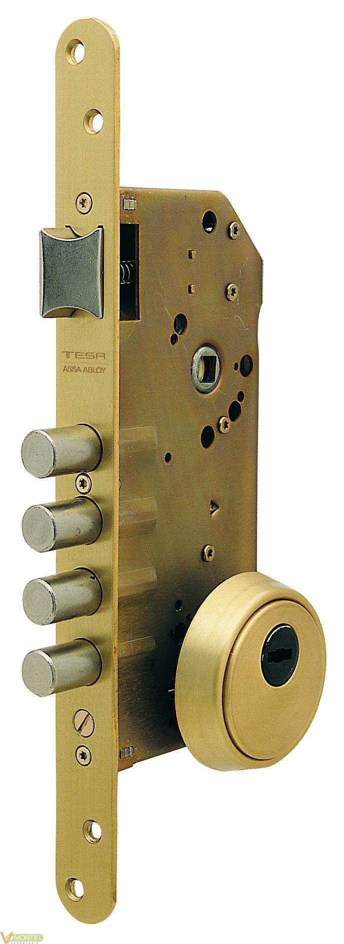 Cerradura seg. 1p 50mm r200b56-0