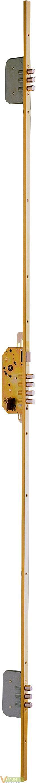 Cerradura seg. 3p 60mm tlb3566-0