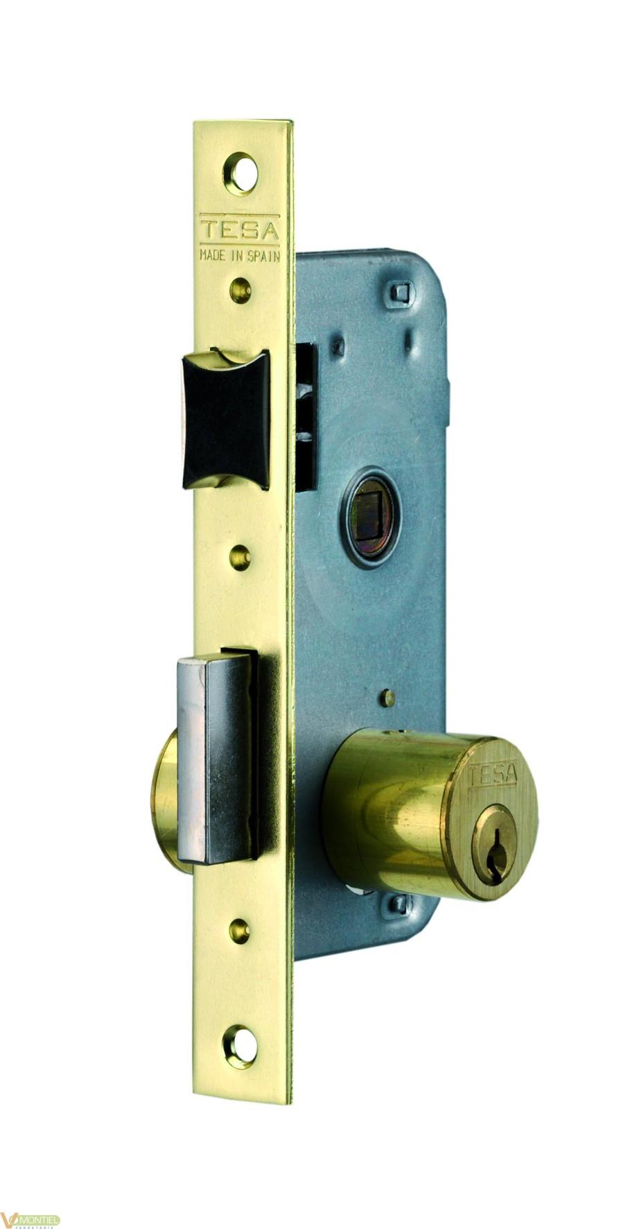 Cerradura c/cu 20x40mm 200040h-0