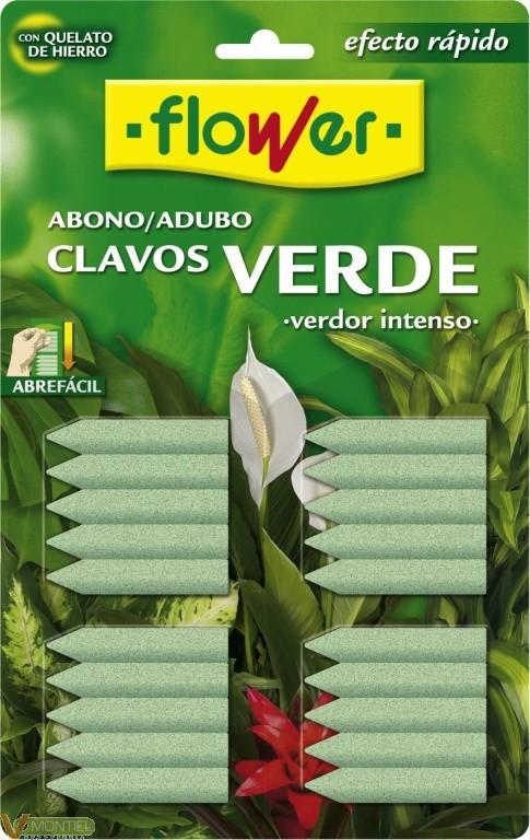 Abono planta verde clavo 15501-0