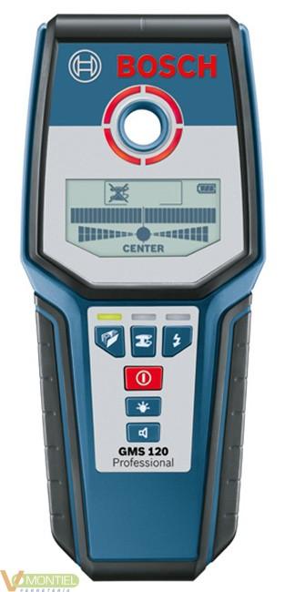 Detector hasta 12cm prof gms 1-0